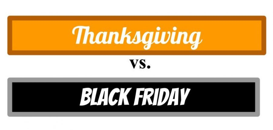Students tend to prefer Thanksgiving over Black Friday, why so?