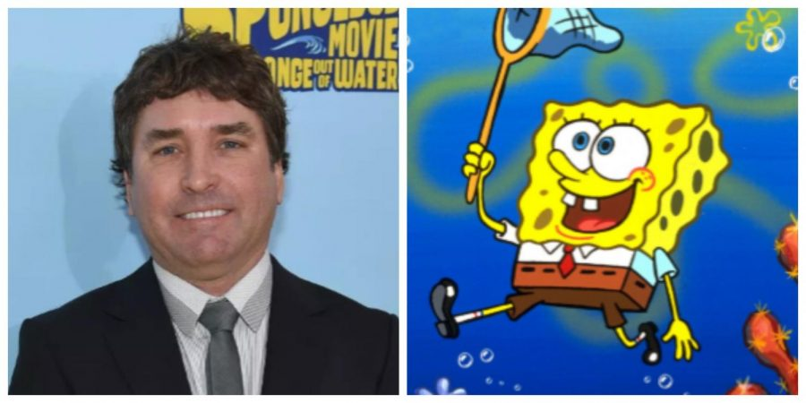 Spongebob Squarepants creator Stephen Hillenberg passed away in his Southern California home last Monday. Photos by: Internet