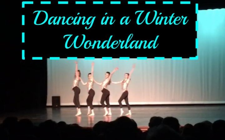 Dancers perform on stage during last years winter concert. While usually in December, this year it will be in January.