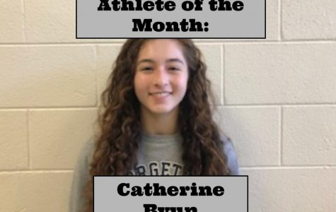 Athlete of the Month: Catherine Byun