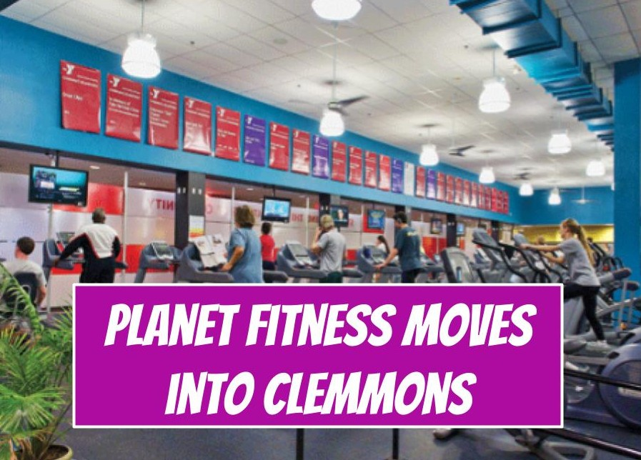 Clemmons was formerly only host to the Jerry Long YMCA, until now. Planet Fitness has opened up behind Dairios.