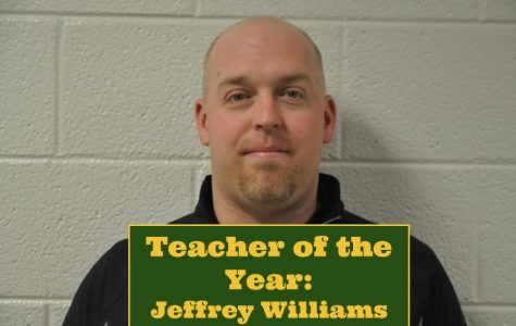 Teacher of the Year: Jeffrey Williams