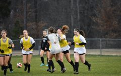 Soccer team uses last year's early playoff loss as season motivator
