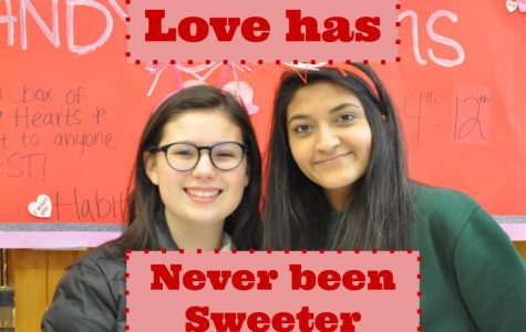 Love has never been sweeter: Habitat for Humanity sells Candygrams