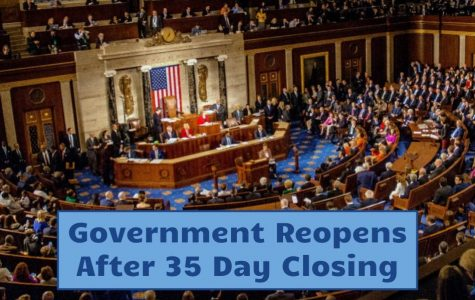 U.S. government reopens after 35-day closing