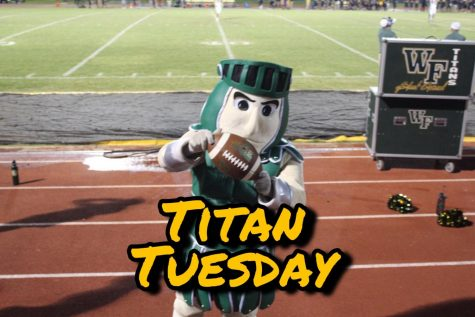 West sports pride on Titan Tuesday