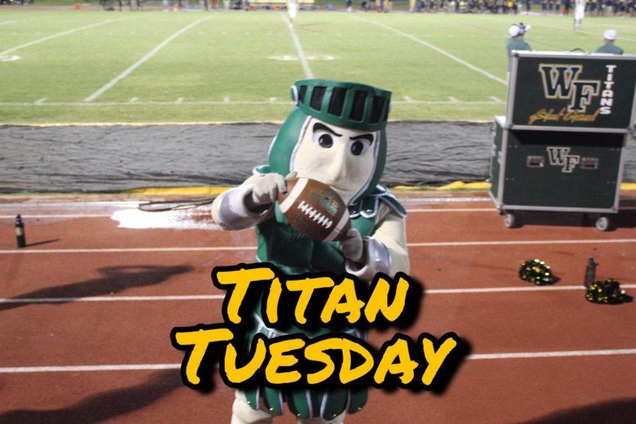 West sports pride on Titan Tuesday