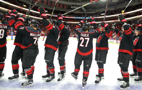 Hurricanes reward fans with first playoff berth in a decade