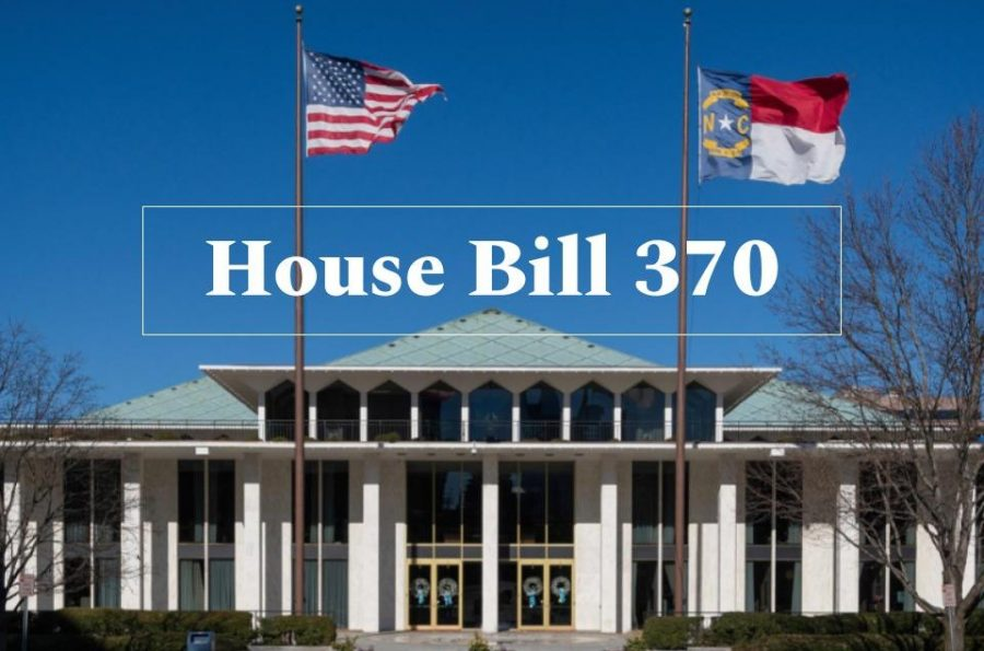 The+North+Carolina+General+Assembly+building+located+in+Raleigh.+House+Bill+370+was+passed+by+the+North+Carolina+House+of+Representatives+on+April+3.+