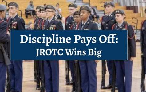 Discipline pays off: JROTC wins big