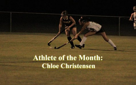Athlete of the Month: Chloe Christensen