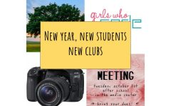 New year, new students, new clubs