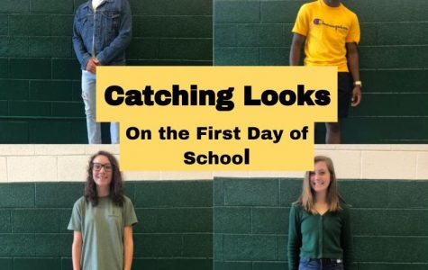 Catching Looks on the First Day