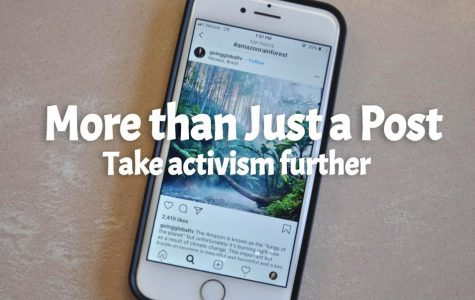 More than Just a Post: Take activism further
