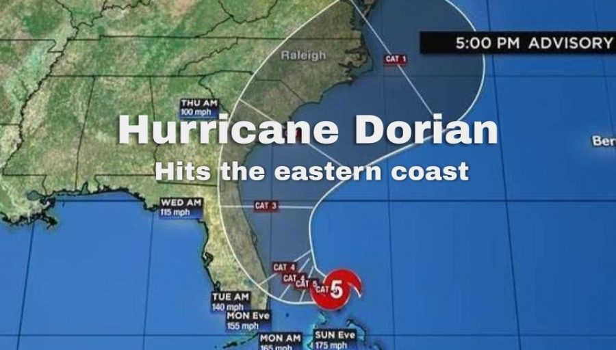 Category+2+hurricane+Dorian+hit+the+eastern+coast+including+the+Carolinas+earlier+this+month.+A+mandatory+evacuation+was+sent+out+in+North+Carolina+for+coastal+residents.