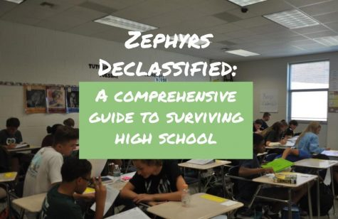 Zephyr's Declassified: A comprehensive guide to surviving high school