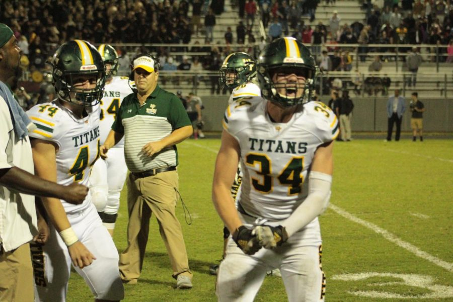 Photo Gallery: Football team takes on East Forsyth