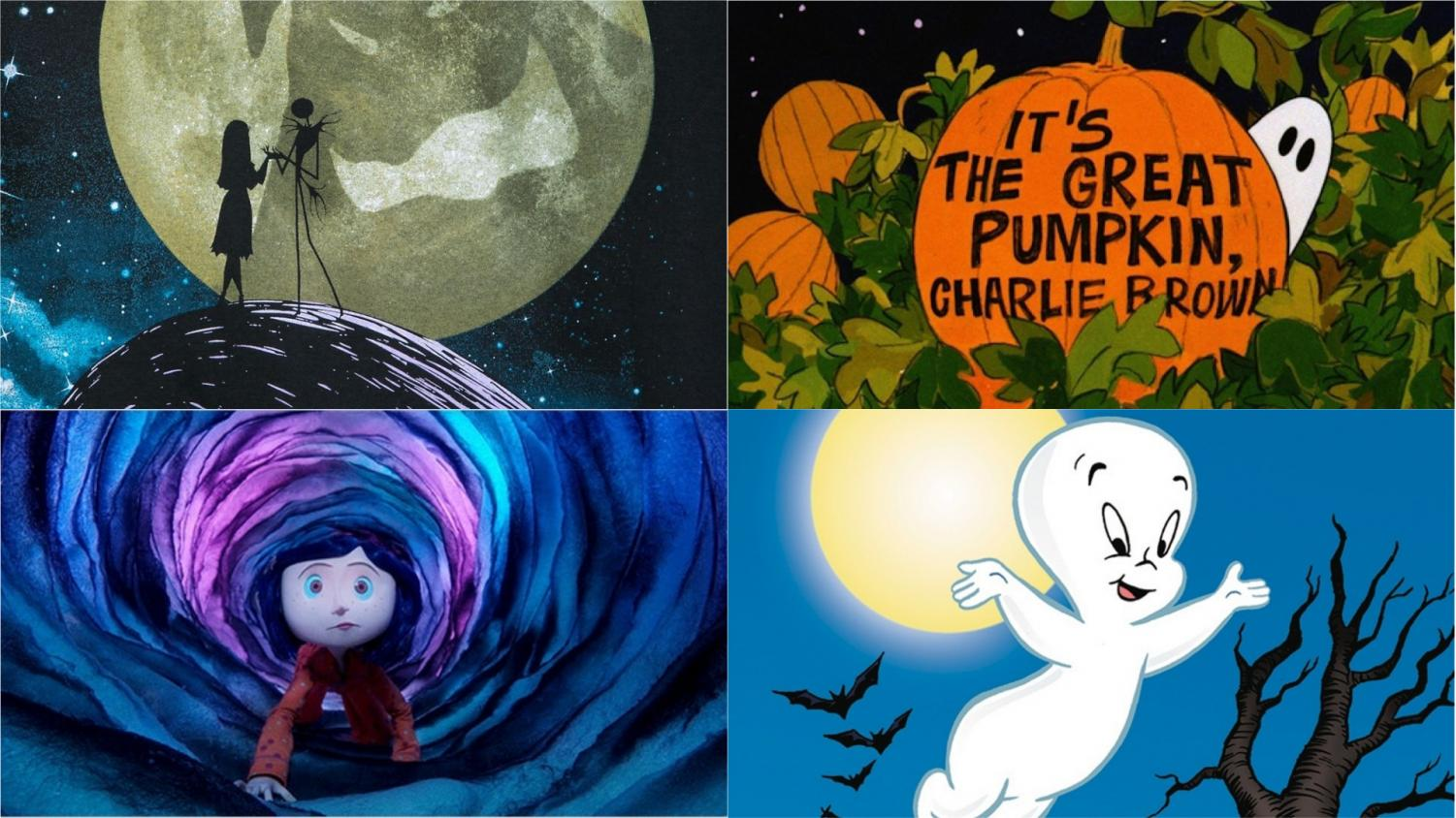 There are many movies to be enjoyed on Halloween ranging from fun for families to horror thrillers.