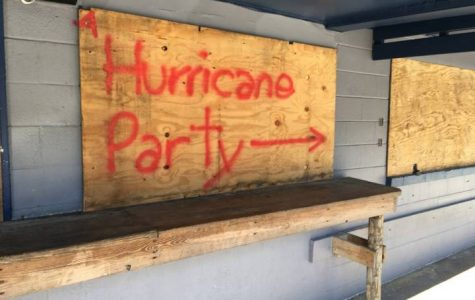 Rock you like a hurricane: Hurricane parties take people by storm