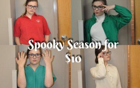 Spooky Season: Halloween costumes bring back the fun