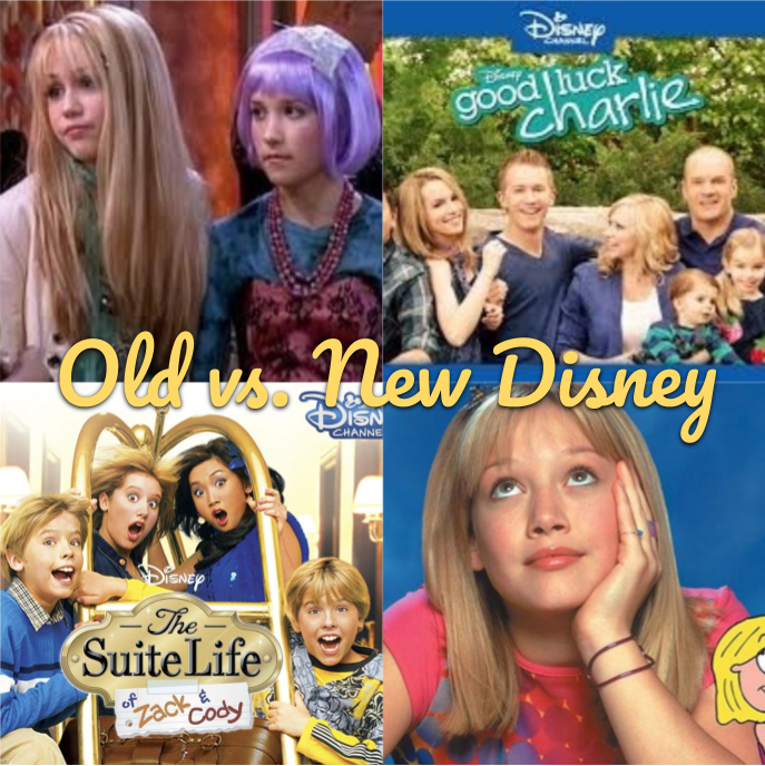 Old+Disney+vs+New+Disney%3A+Disney+has+gone+down+hill