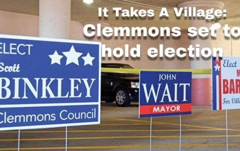 It Takes A Village: Clemmons set to hold election