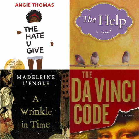 Check out the books below for good reads over the break, or anytime!