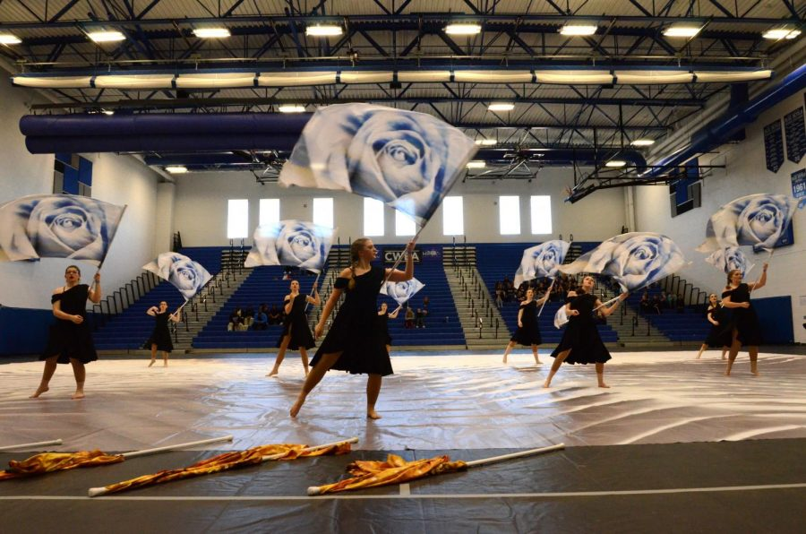 Party of None: Winterguard championships cancelled due to COVID-19