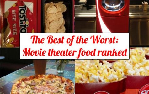 Best of the Worst: Movie theater food ranked