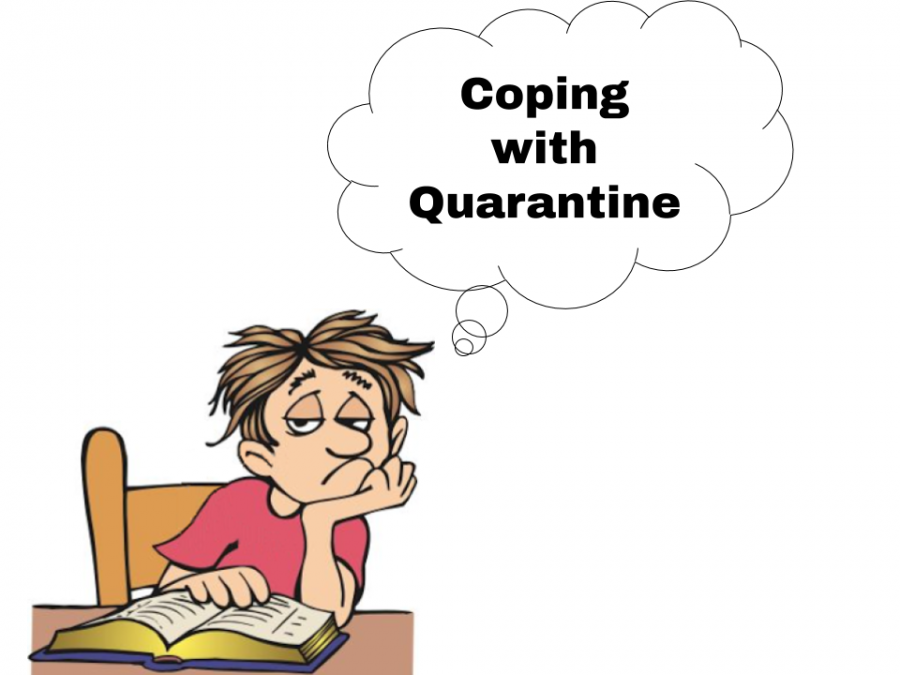 Coping with Quarantine: Students take advantage of free time