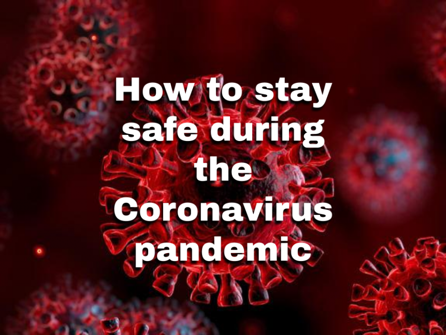 Social Distancing Isn't a Joke: How to stay safe during the coronavirus