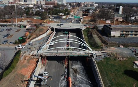 Business 40 was under construction for over a year.  It has now been reopened and renamed to Salem Parkway.