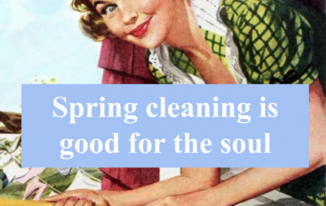 Spring cleaning can be simple if managed in small steps.