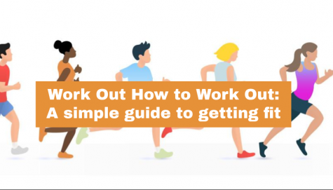 Working out can be simple if following some easy steps.