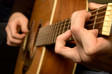 Having more time on your hands gives you time to refine a skill, like playing an instrument.