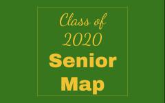 Class of 2020 Senior Map