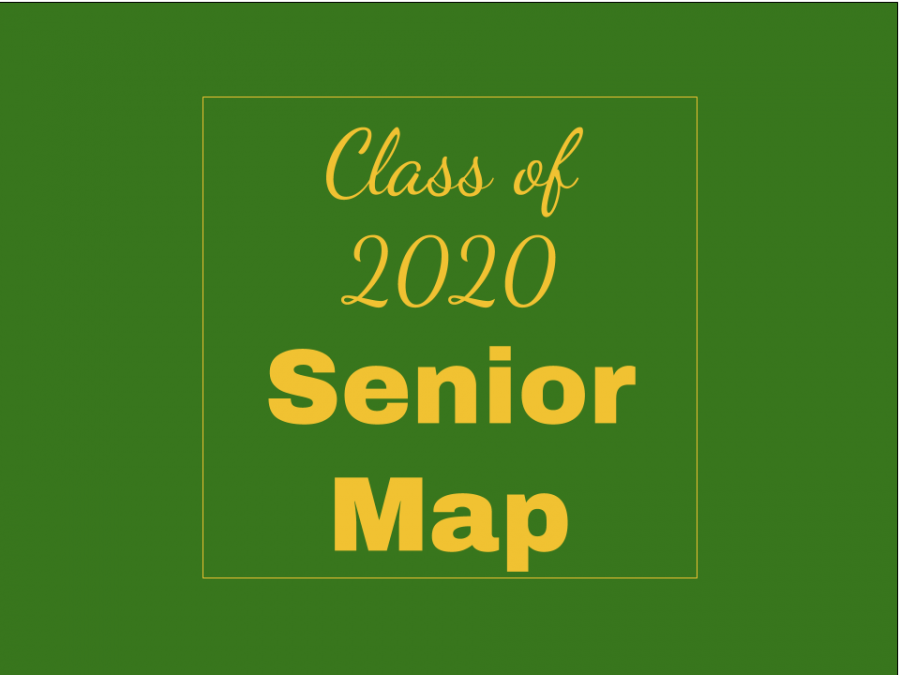 Class of 2020 Senior Map