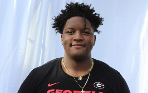 West Forsyth star and future Georgia Bulldog, senior offensive guard, Jared Wilson, is still  undecided on whether or not he will play his senior football season.