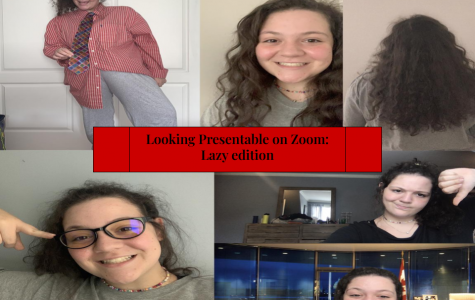 Zoom is new to everyone and so are the outfits that come with it. The ideas for new looks are endless.