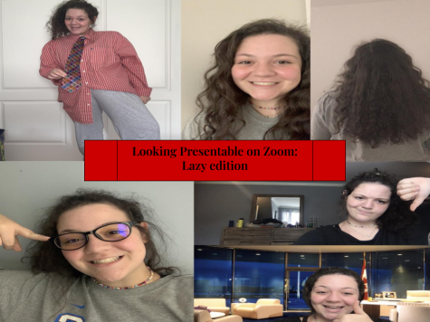 Looking Presentable on Zoom: Lazy edition