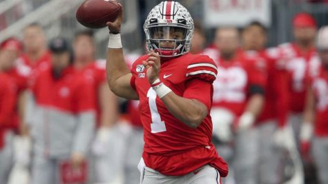 Justin Fields and the Ohio State Buckeyes are scheduled to kick off the season Oct. 24 against Nebraska after the Big Ten reversed its decision to postpone the season to spring.