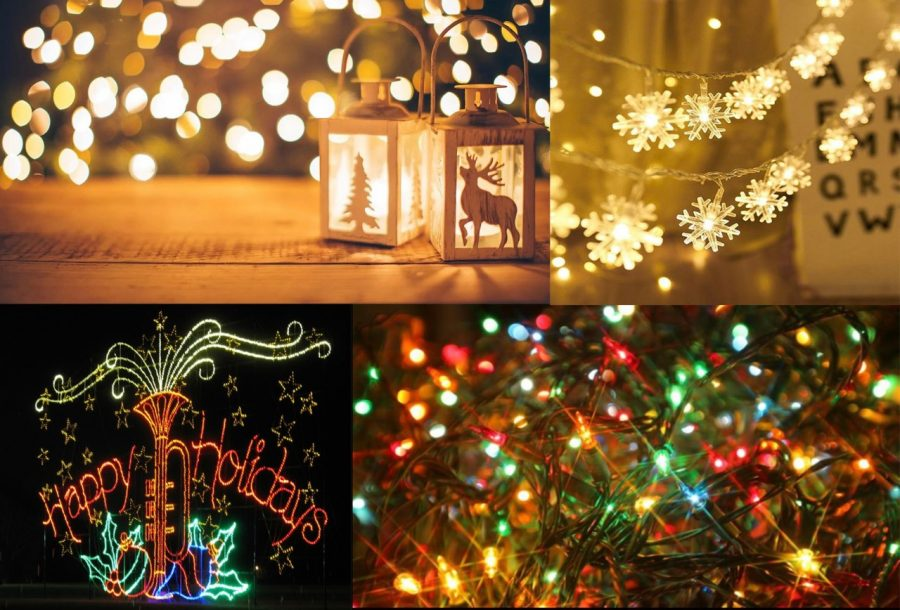One of the best parts of the holidays is all the bright, shining lights!