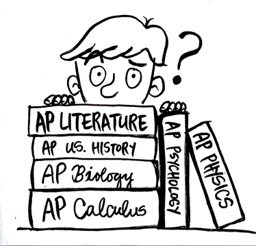 West is offering seven new AP courses for the 2021/2022 school year. They are hoping that it will help some students that have schedule or transport issues be able to take the more challenging courses at their home school rather than going to the Career Center.
