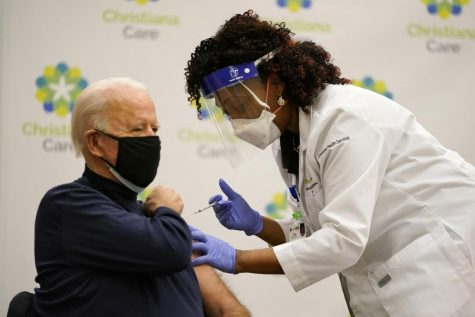 President Biden is planning on vaccinating 100 million people in 100 days. He faces a fair share of obstacles as he looks towards this goal.