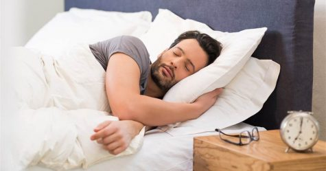 You can rest nice and easy knowing these sleeping tips.