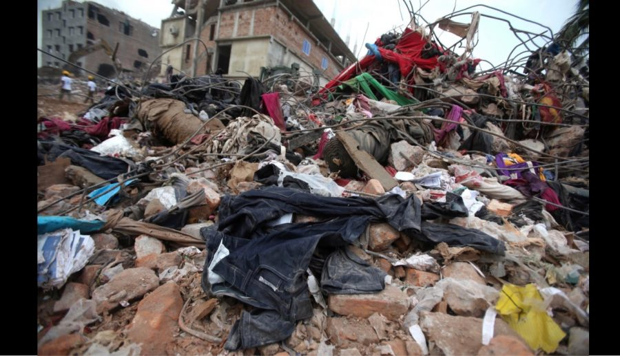 Fast fashion is filling our landfills and polluting the environment.