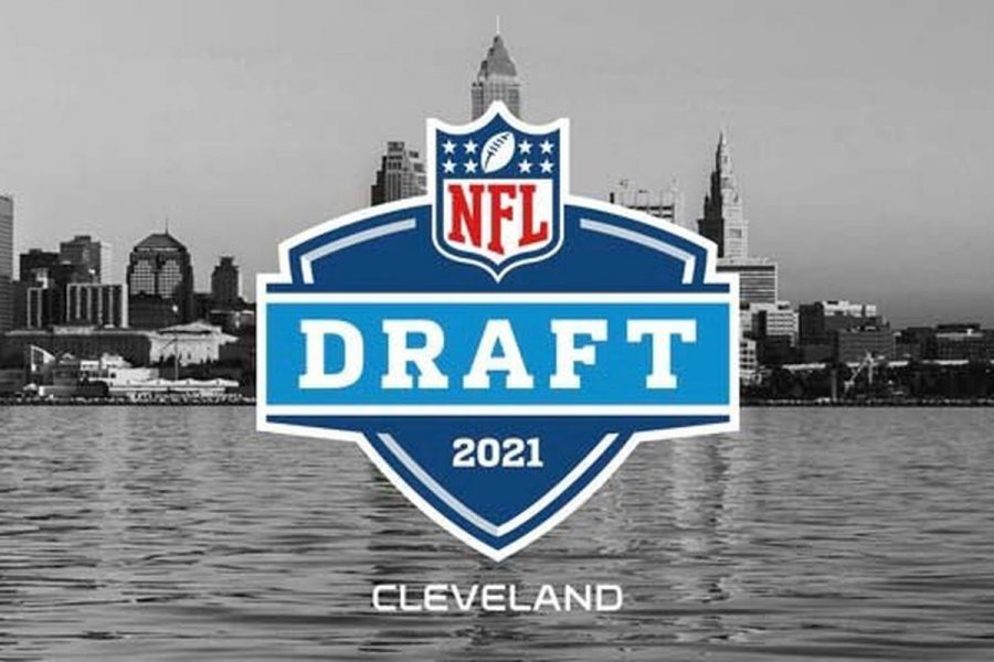 The+2021+NFL+draft+will+be+held+in+Cleveland%2C+Ohio+tonight+through+May+1st.