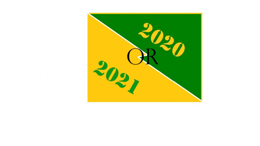 Did 2020 or 2021 graduating class pull the short straw?