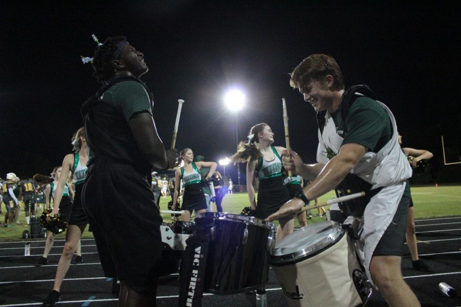 Drumline, our hearts beat for you