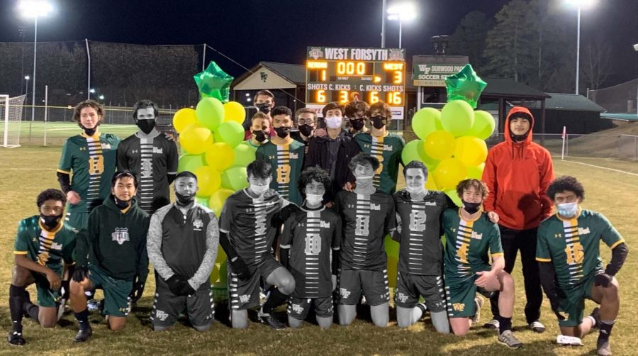 Work Zone Ahead: Mens soccer looks to rebuild after a challenging 2020 season